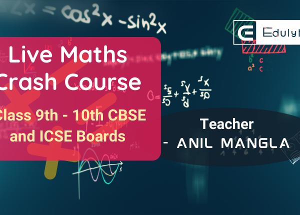 Maths Live Classes