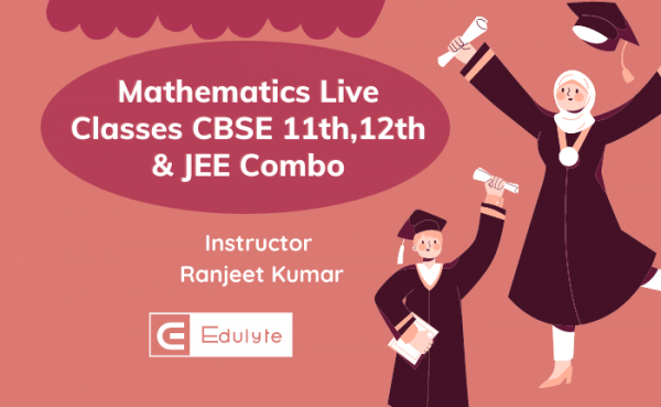 Live Maths 11th, 12th and IIT JEE Main & Adv