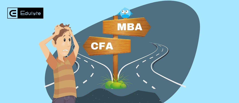 CFA vs MBA