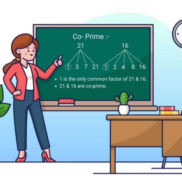 Co-Prime Numbers