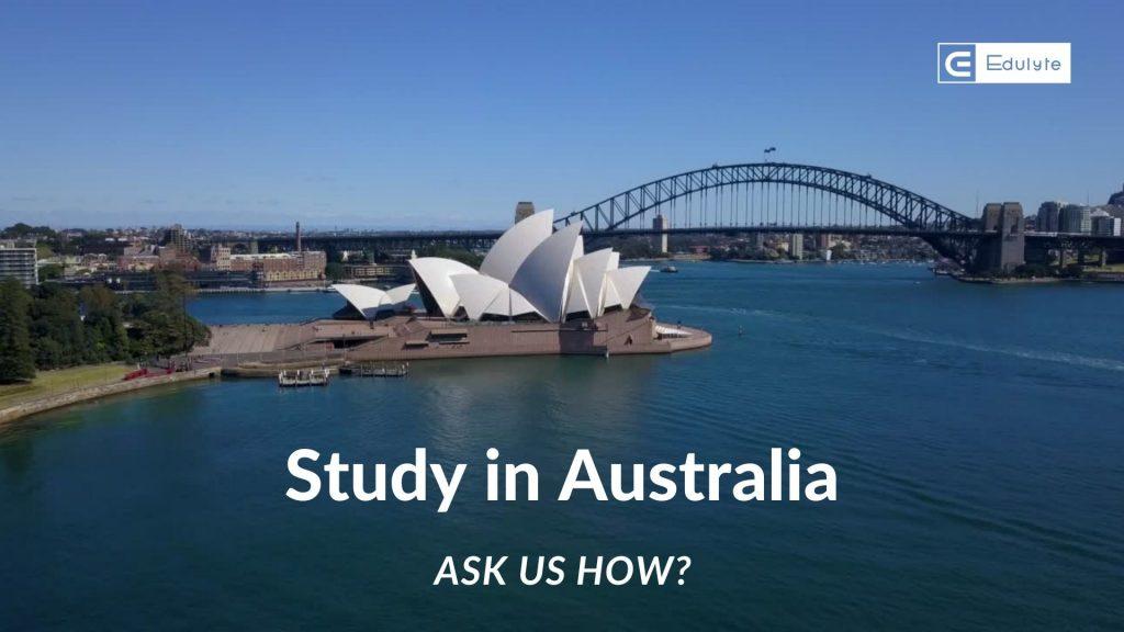 Study in Australia Edulyte